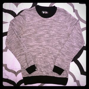 Other - Black and grey washed athletic shirt.